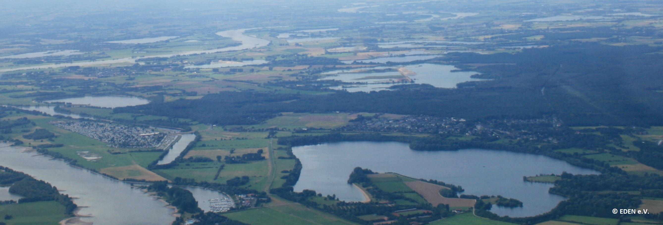 Kies am Niederrhein